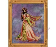 BF004 Queen Flower Fairy (схема)
