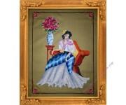 BF011 Portrait Of Maria Clara (схема)