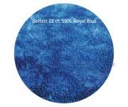 """590L """"Royal Blue"""" Белфаст (с люрексом)"""