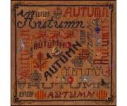 Autumn Typography (схема)