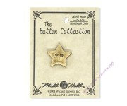 86016 Small Gold Star