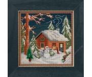 Christmas Cabin (набор)
