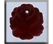 12014 Medium Rose Matte Ruby 13 мм