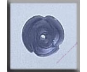 12137 Petite Rose Matte Sapphire