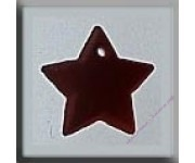 12168 Medium Star Matte Siam