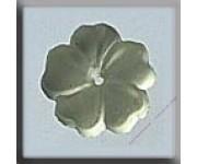 12005 5 Petal Flower Matte Jonquil 10 mm