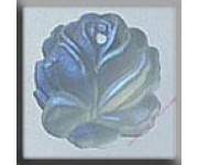12018 Medium Rose Matte Crystal AB 13 мм