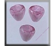 12030 Small Bell Flower Marbled Rose