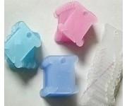 Бобинки для мулине с логотипом DMC, пластик 20 шт.