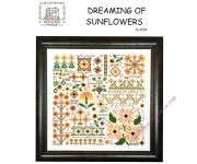 Dreaming of sunfiowers (схема)