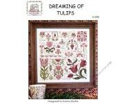 Dreaming of tulips (материалы)