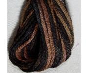 O531 Black Nut (6Ply Skeins)
