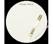 3270/11 Белый с перламутровым блеском (Pearl Flecked White)