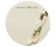 3984/1319 Молочный с пудрово-розовыми брызгами