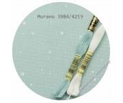 3984/5429 Мятный с белыми брызгами (Mint Splash)