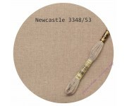3348/53 Натуральный (Raw Linen)