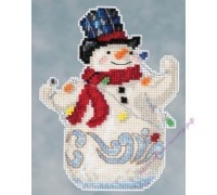 Snowman with Lights (набор)