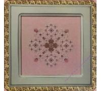 Queen's Snowflake (схема)