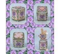 Pansy Rose Cube (схема)