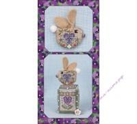Pansy Bunny (схема)