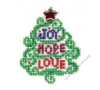 Joy, Hope, Love (набор)