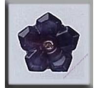 12011 5 Petal Dim Flower Amethyst Moonstone