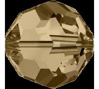 Crystal Golden Shadow (001 GSHA) 4 мм