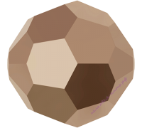Crystal Rose Gold (001 ROGL) 4 мм