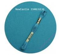 3348/6136 Тихоокеанский голубой металлик