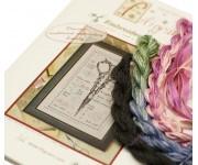 Embroidery Scissors (набор нитей Dinky-Dyes)