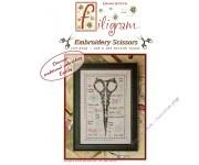 Embroidery Scissors (схема)