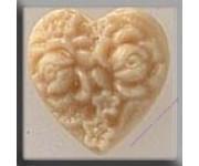 12066 Cameo Heart Ivory