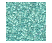 DB-78 Pale Aqua-Lined Crystal