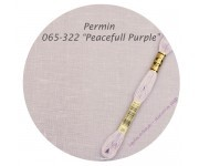 065-322  Peaceful Purple