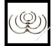 Кольцо для бобинок, никель, 25 мм