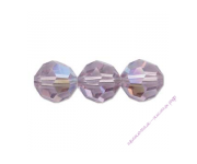 Light Amethyst AB (212 AB) 4 мм