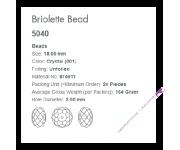 5040 Briolette Bead