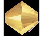 Crystal Metallic Sunshine (001 METSH) 4 мм