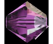 Amethyst Aurore Boreale (204 AB) 4 мм