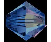 Capri Blue Aurore Boreale (243 AB) 4 мм