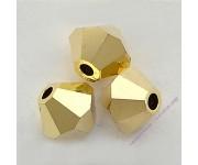 Crystal Aurum 2x (001 AUR2) 4 мм
