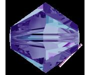 Crystal Heliotrope (001 HEL) 4 мм