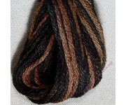 O531 Black Nut (6Ply Skeins)