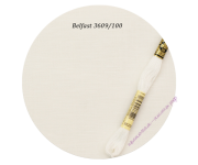 3609/100 Белый (White)