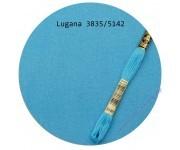 3835/5142 Турецкая лазурь (Aqua / Alaskan Blue)