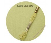 3835/6140 Зелёный лайм (Lime Green)