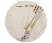 3835/7729 Серый неоднотонный (Vintage Gray/Vintage Marbree Gris)