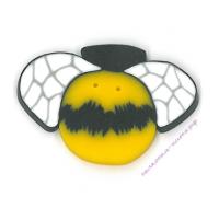 1101.LБольшая пчела (large bee)