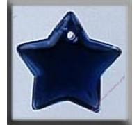 12176 Large Flat Star Royal Blue