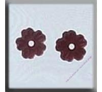 12150 Very Petite Flower Matte Medium Amethyst